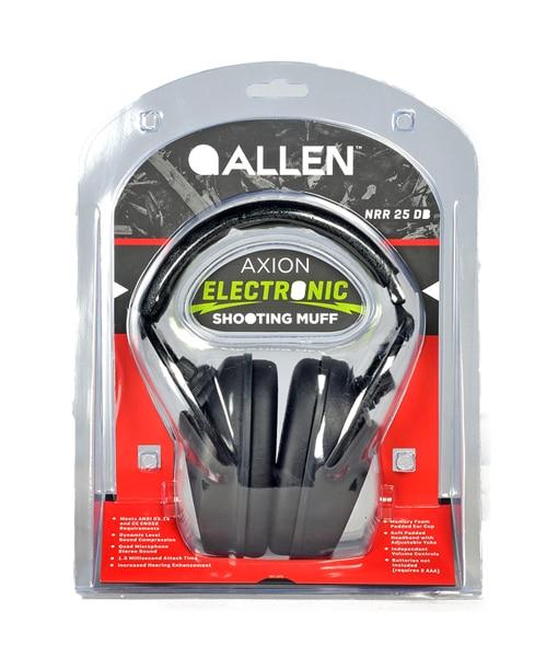 Allen-Axion