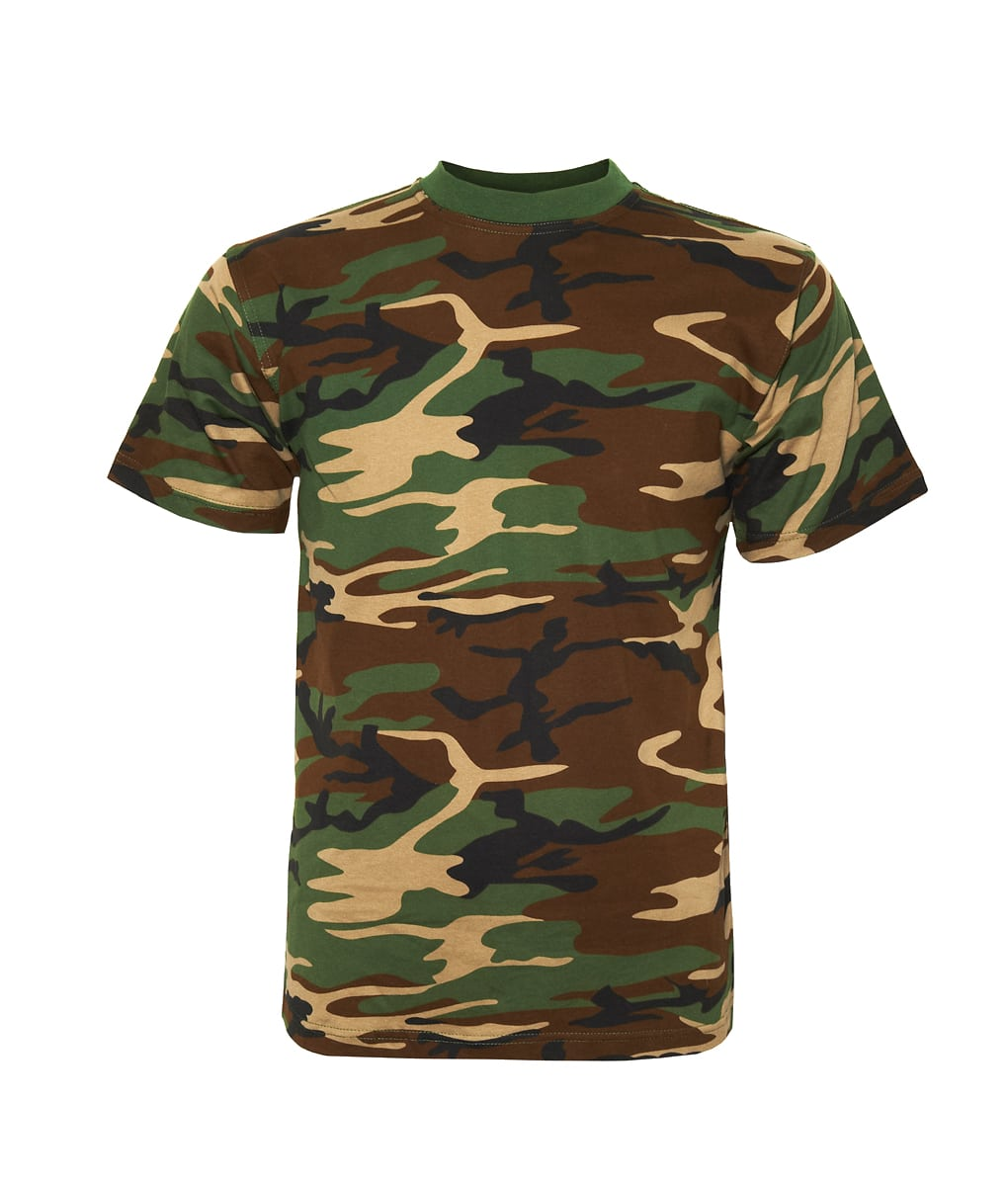 camouflage-t-shirt