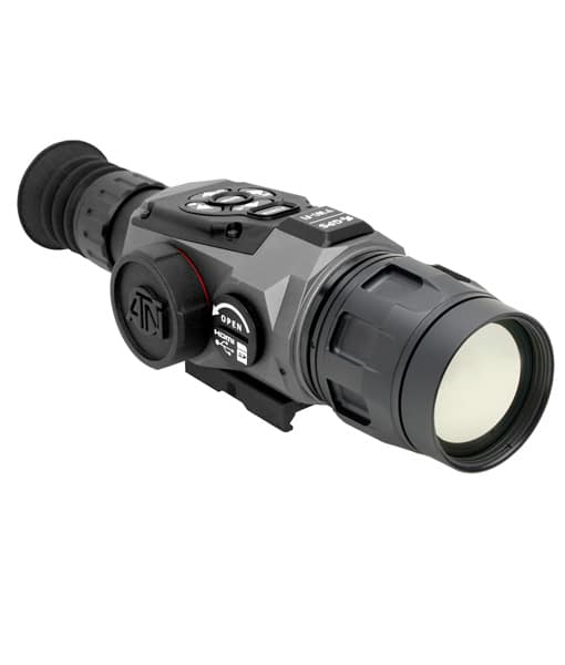 ATN thermal riflescope