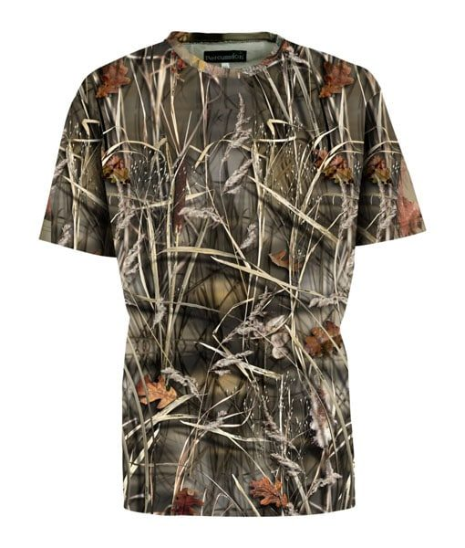 Percussion camo shirt