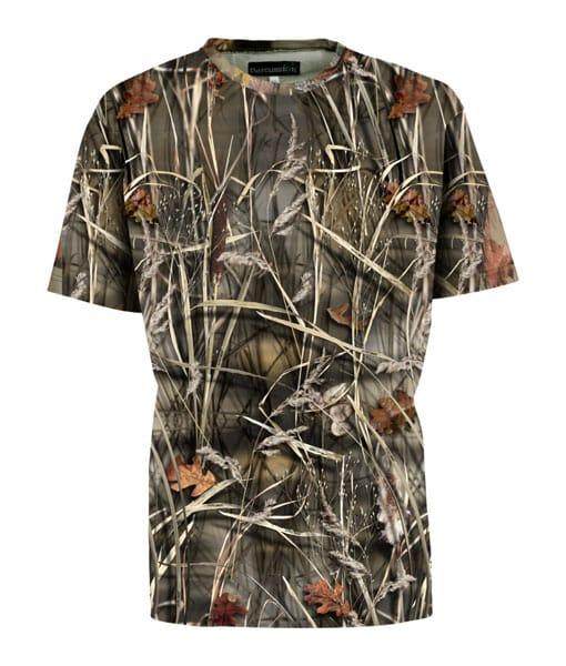 Percussion camo shirt