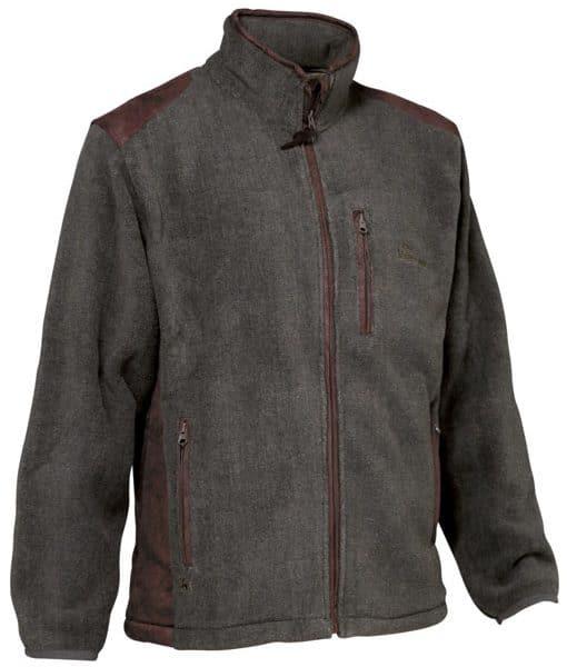 Percussion fleece vest