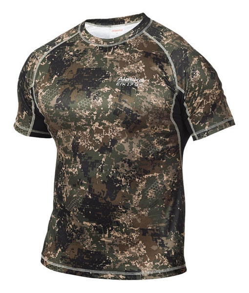 Alaska Elk Blindtech Tshirt