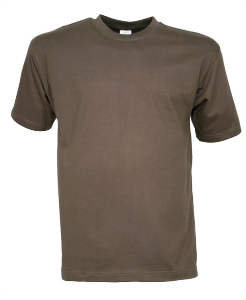 Percussion plain t-shirt