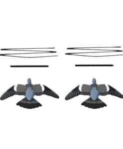 enforcer vliegende duivenlokkers