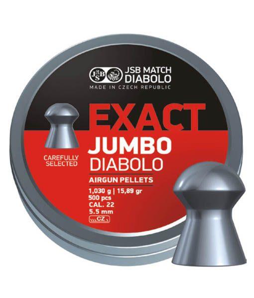 JSB jumbo exact 5,5mm