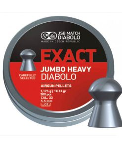 JSB jumbo exact heavy 5,5mm