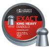 JSB Jumbo exact king 6,35mm heavy