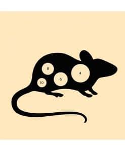 schietkaart rat