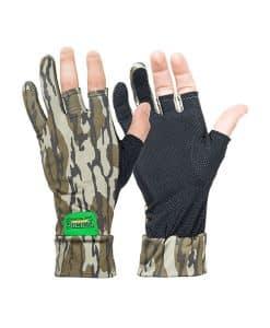Primos Mossy oak Bottomland handschoenen