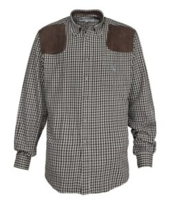 Percussion blouse groen